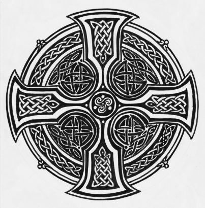 Celtic Cross Tattoo Images Tattoo From Itattooz