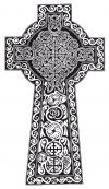 celtic cross tattoo free