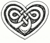 celtic heart tattoos free