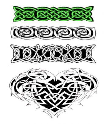 Celtic Knot Armbands Tattoo Tattoo From Itattooz