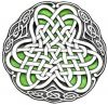 celtic knot circle tattoo pics