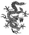 chinese dragon pic of tattoos
