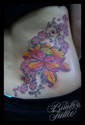 Lotus Tattoos Designs Gallery Tattoo From Itattooz