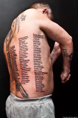 Text Tattoo Design For Men    Tattoo from Itattooz