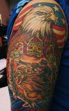 military tattoo imgae