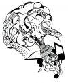 guitar free tat
