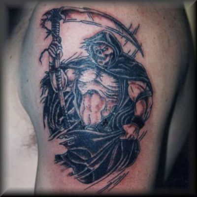 Scary tattoos, Reaper tattoos, Tattoos of Scary, Tattoos of Reaper, Scary tats, Reaper tats, Scary free tattoo designs, Reaper free tattoo designs, Scary tattoos picture, Reaper tattoos picture, Scary pictures tattoos, Reaper pictures tattoos, Scary free tattoos, Reaper free tattoos, Scary tattoo, Reaper tattoo, Scary tattoos idea, Reaper tattoos idea, Scary tattoo ideas, Reaper tattoo ideas, grim reaper arm tattoo