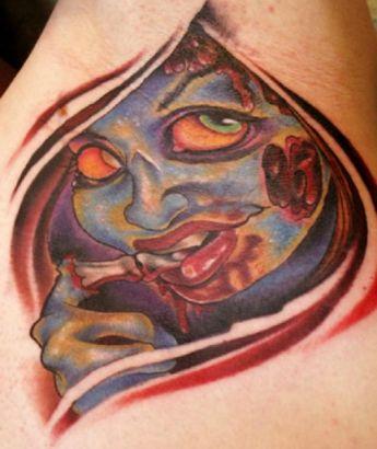 Scary tattoos, Zombie tattoos, Tattoos of Scary, Tattoos of Zombie, Scary tats, Zombie tats, Scary free tattoo designs, Zombie free tattoo designs, Scary tattoos picture, Zombie tattoos picture, Scary pictures tattoos, Zombie pictures tattoos, Scary free tattoos, Zombie free tattoos, Scary tattoo, Zombie tattoo, Scary tattoos idea, Zombie tattoos idea, Scary tattoo ideas, Zombie tattoo ideas, Zombie Face Tattoo Art