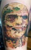 Zombie Tattoo Art Designs