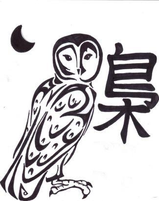 Tribal Bird Tattoo Pic Tattoo From Itattooz