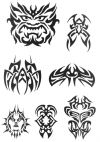 tribal tattoos tat pics