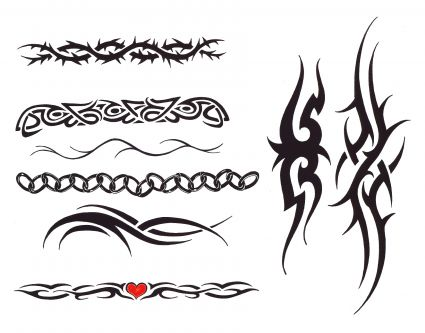 tribal symbols tattoos pics tattoo from itattooz