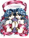 gemini free tattoos designs
