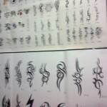 Intricate Designs at 'Tattoos'